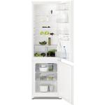 Combina frigorifica incorporabila ELECTROLUX ENN2800BOW, 277l, A+, alb