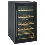 Racitor de vinuri CANDY CCVA 200 GL, 122 l, 84 cm, A, negru