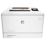 Imprimanta laser color HP LaserJet Pro M452dn, A4, USB, Retea