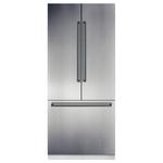 Combina frigorifica incorporabila No Frost SIEMENS CI36BP01, 526, A+, inox