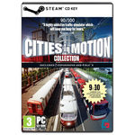 Cities in Motion Collection CD Key - Cod Steam