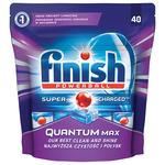 Detergent vase FINISH Quantum 40 tablete pentru masina de spalat vase