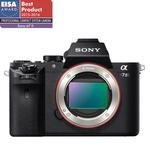 Camera foto digitala compacta SONY Alpha 7 II Body, Full frame, 24.3 Mp, 3 inch, negru