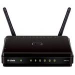 Router wireless D-LINK DIR-615, 300Mbps, WAN, LAN, negru