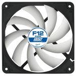 Ventilator ARCTIC F12 PWM PST rev.2, 120mm, 600-1350rpm, 4-pin PWM PST
