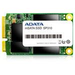 Solid-State Drive ADATA Premier Pro SP310 128GB, mSATA, SATA3, ASP310S3-128GM-C