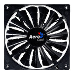 Ventilator AEROCOOL Shark Black Edition 120mm, 1000-1500rpm, EN55413