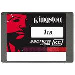 Solid-State Drive KINGSTON KC400 1TB, SATA3, SKC400S37/1T