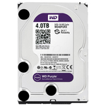 Hard Disk desktop Western Digital Purple WD40PURX, 4TB, SATA3, 64MB