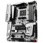 Placa de baza MSI X370 XPOWER GAMING TITANIUM, socket AM4, 4xDDR4, 6xSATA3, ATX