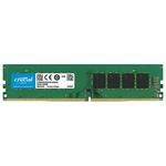 Memorie desktop CRUCIAL 8GB DDR4, 2400MHz, CL17, CT8G4DFD824A