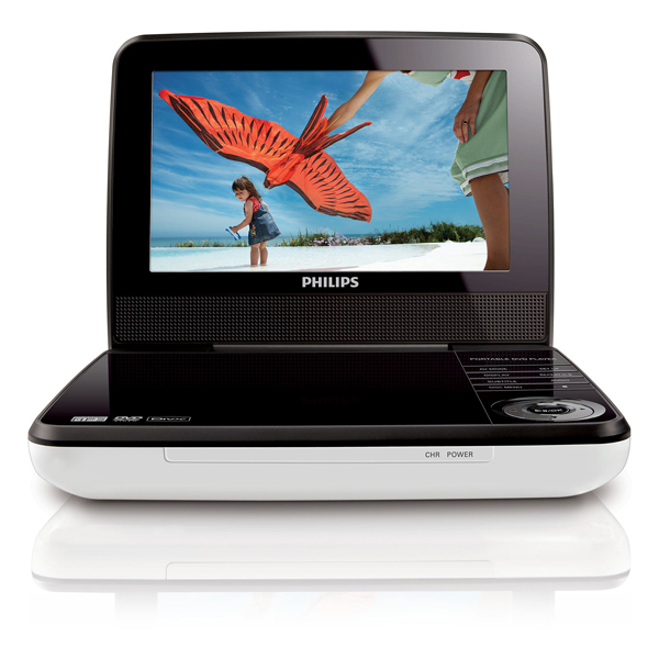 DVD Player portabil Philips PD7030/12