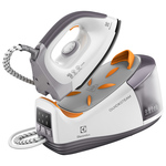 Statie de calcat ELECTROLUX QuickSteam EDBS3350, Inox, 1.2l, 115g/min, 4.5 bar, 2350W, alb - mov