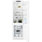 Combina frigorifica incorporabila ELECTROLUX ENN2853COW, 263l, A+, alb