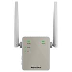Wireless Range Extender NETGEAR EX6120, 300 + 867 Mbps, alb