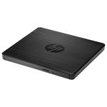 DVD-RW extern HP F6V97AA, USB 2.0/USB 3.0, negru