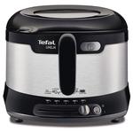 Friteuza TEFAL FF133D Uno M, 1kg, 1.8l, 1600W, negru - argintiu