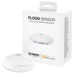 Senzor de inundatie FIBARO FGBHFS-101, certificat Apple HomeKit, alb