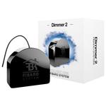 Dimmer 2 FIBARO FGD-212, Z-Wave, negru