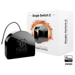 Releu ON-OFF simplu 1 x 2.5kW FIBARO FGS-213, negru