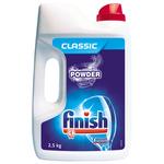 Detergent pudra FINISH 2.5 kg pentru masina de spalat vase