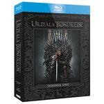 Urzeala tronurilor Sezonul 1 Blu-ray