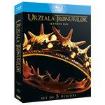 Urzeala tronurilor Sezonul 2 Blu-ray