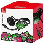 Casca audio Splatoon 2 HORI pentru Nintendo Switch
