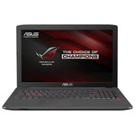 "Laptop ASUS GL752VW-T4016D, Intel® Core™ i7-6700HQ pana la 3.5GHz, 17.3"" Full HD, 16GB, 1TB + SSD 128GB, nVIDIA GeForce GTX 960M 4GB, Free Dos"