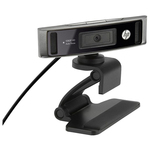 Camera Web HP HD 4310 (H2W19AA), 1080p, negru