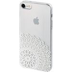 Carcasa de protectie pentru iPhone 7, HAMA Design Line 137943, Transparent