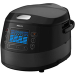 Multicooker PHILIPS HD4749/70, 5l, 980W, negru