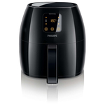 Friteuza PHILIPS Avance Collection Airfryer XL HD9240/90, 1.2kg, negru