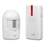 Senzor de miscare cu alarma HOMEGUARD HGWDA550, alb