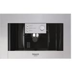 Espressor incorporabil automat HOTPOINT CM 5038 IX HA, 1.5l, 15bar, 1100W