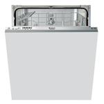 Masina de spalat vase incorporabila HOTPOINT LTB 4B019 EU, 13 seturi, 4 programe, LED, 60 cm, A+