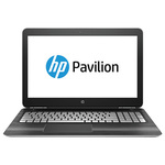 "Laptop HP Pavilion Gaming 15-bc200nq, Intel® Core™ i7-7700HQ pana la 3.8GHz, 15.6"" Full HD, 8GB, HDD 1TB + SSD 256GB, NVIDIA® GeForce® GTX 1050 4GB, Free Dos"
