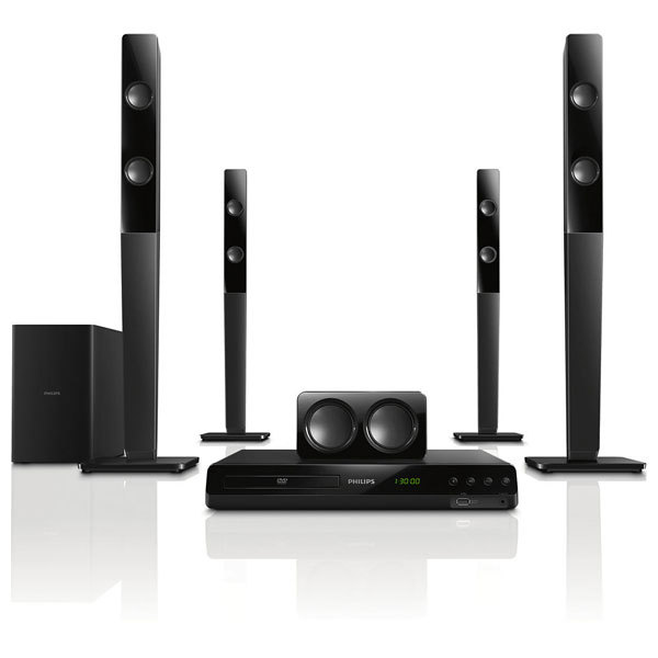 Sistem Home Cinema 5.1 PHILIPS HTD3570/12