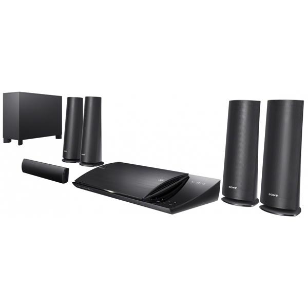 Sistem Home Cinema Full HD 3D SONY BDV-N590