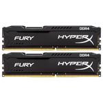 Memorie desktop KINGSTON HyperX Fury 2X8GB DDR4, 2133MHz, CL14, HX421C14FB2K2/16