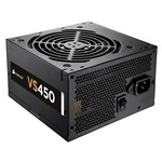Corsair power supply  VS 450W, EU-024 version, 80 PLUS, CP-9020096-EU