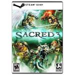 Sacred 3 CD Key - Cod Steam