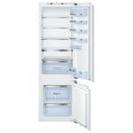 Combina frigorifica incorporabila BOSCH KIS87AF30, 272, A++, alb