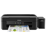 Multifunctional inkjet EPSON L382 CISS, A4, USB