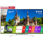 Televizor LED Smart Ultra HD, webOS 3.5, 152cm, LG 60SJ850V