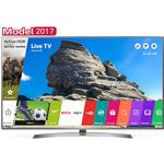 Televizor LED Smart Ultra HD, webOS 3.5, 108cm, LG 43UJ701V