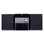 Microsistem audio LG CM1560, 2x5W, CD, FM, USB, Bluetooth