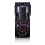 Minisistem audio Hi-Fi LG OM5560, 500W, USB, CD, Bluetooth