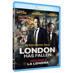 Cod rosu la Londra Blu-ray