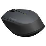 Mouse Wireless LOGITECH M335, 1000 dpi, negru